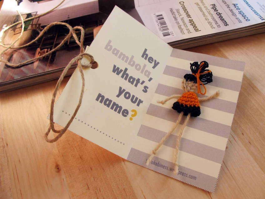 http://www.etsy.com/listing/69547099/doll-earring-ehy-bambola-whats-your-name