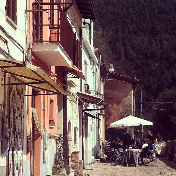 Popoli (Pe) Abruzzo